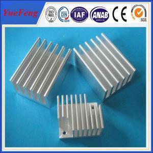 China aluminium extrusion for industrial supplier/ anodized heat-insulation aluminum profile wholesale