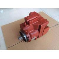 China Doosan DH80 Excavator Hydraulic Piston Pump kawasaki K5VP2D36 Red Without Gear Pump wholesale