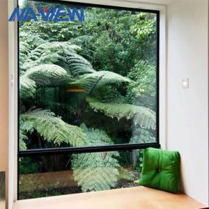 China OEM ODM Naview Latest Energy Saving Aluminium Picture Window With Grids wholesale