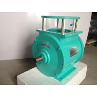 Quality rotary valve SS304 for pneumatic convey system in flour mill industry from China for sale