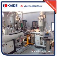 China Plastic pipe making machine for PERT/EVOH oxygen barrier pipe KAIDE wholesale