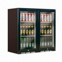China Backbar Cooler with Evaporator and Condenser Fan wholesale