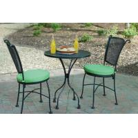 China wrought iron beach/garden/patio chair-20017 wholesale