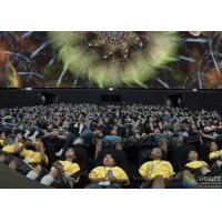 China 30m Immersive Projection Dome Theater Big Capacity 650 - 1200 People wholesale