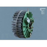 Buy cheap The Shell Rotation Flange Magnetic Powder Brake Eddy Current Brake Rated Torque from wholesalers