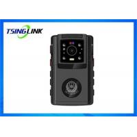 China GPS Tracking Bluetooth HD H.265 Police 4G Law Enforcement Video Recorder Body Camera wholesale
