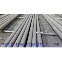 China WP304 API Seamless Pipe , Alloy UNS N10276 Astm A312 Stainless Steel Pipe on sale