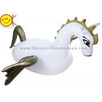 Buy cheap Pegasus Float Luxury Giant Inflatable Water Pool Swimming SHIPS FROM China product