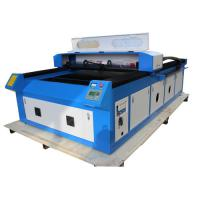China Large Advertising Sign Board Co2 Laser Engraving Cutting Machine 4*8 Feet 1300*2500mm wholesale