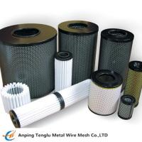 China Industrial Filter|Stainless Steel Sintered Metal Mesh Filter for Sieve wholesale