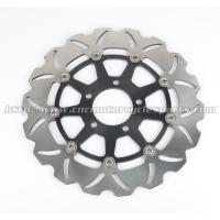 China DL V-STROM 650 1000 Motorcycle Brake Disc Aluminum Alloy Front Left Right wholesale