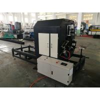 China HDPE Double Wall Corrugated Pipe Machinery , Corrugated Pipe Extrusion Line SBG-250 wholesale