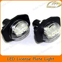 China LED License Plate Light for Toyota Alphard Auris Corolla Wish Sienna Urban Scion xB xD wholesale
