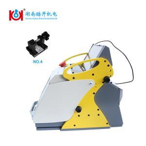 China OEM SEC E9 Key Duplicator Machine Duplicate Key Making Machine FCC Certificate on sale