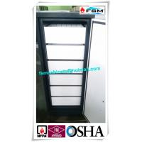 Quality White Anti Magnetic Cabinets Fireproof , Secure Filing Cabinet 6 Drawer For CD Storage for sale