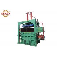 China Paper Vertical Strapping Box Binding Machine 7.5KW Power Manual 25 Tons on sale
