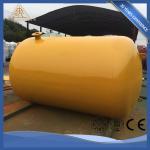 China 60 Gallon Nitrogen Storage Tank , 200 PSI Pressure Nitrogen Air Compressor Reserve Tank wholesale