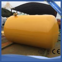 China 60 Gallon Nitrogen Storage Tank , 200 PSI Pressure Nitrogen Air Compressor Reserve Tank wholesale