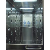 Quality Pharmaceutical Clean Room Self Cleaning Air Shower Room 25 m/s Air Speed for sale