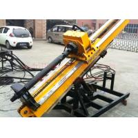 China Rotary Anchor Engineering Drilling Rig Diesel Engine / Electric Motor Powered wholesale