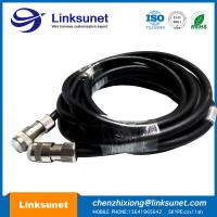 China Black Wire Harness Assembly DDK CM09 - S25P Teaching Robot Harness 8M / 12M / 15M wholesale