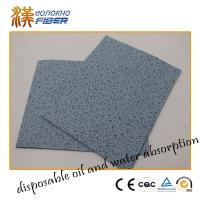 China Disposable Cleaning Towels Spunlace Non Woven Fabric Products High Tensile Strength wholesale