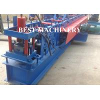 China Solar Rack Angle Shape Automatic Roll Forming Machine Stiffen Channel wholesale