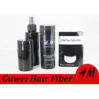 Buy cheap 2nd Generation Hair Filler Powder , Anti Hair Loss Fibers For Hair Styling product