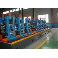 China Straight Seam Mild Steel Small Pipe Making Machine ERW High Frequency wholesale