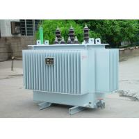China Full Sealed Outdoor Three Phase Power Transformers , 20kv Oil Filled Transformer on sale