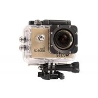 Quality Popular Gold Action DV Sports Camera Recorder with PC Cam , Rechargeable Battery for sale