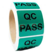 China QC Pass Security Sticker Labels , Custom Shape Security Seal Stickers Eco friendly wholesale