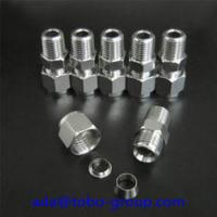 China ASME B16.11 ASTM A403 Butt Weld Fittings Steel Forged Fittings Stainlesss wholesale