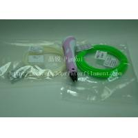 Quality Professional Recycle 3D Pen Filament 1.75mm / 3mm REACH Certificate for sale