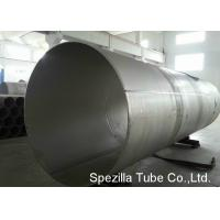 China Stainless Steel round pipe ASTM A312 / A213 / A249 TP 321 Stainless Steel Welded Pipes UNS S32100 WNR 1.4541 wholesale