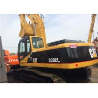 New arrival secondhand excavator CAT 320CL 21 ton & 1m3 excellent condition crawler excavator