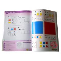 China 210gsm coated paper Die cutting education books, Childrens Book Printing (28 page) wholesale