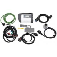 China MB SD Connect Compact 4 Mercedes Diagnostic Tool  Work On Any Computers wholesale