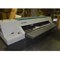 China 2500mm Width 520m2/h 600DPI Corrugated Box Printing Machine wholesale