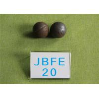 Quality High Hardness 62-63HRC and Unbreakable Hot Rolled Grinding Steel Balls for Mines D20mm for sale