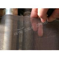 China Strong Tension Hdpe Plastic Mesh , Easy Processing Plain Weave Insect Proof Mesh wholesale
