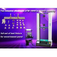 China Parameters Measurable Electronic Universal Testing Machine With Constant Deformation wholesale