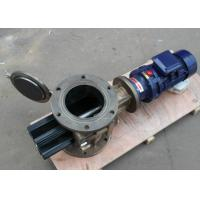 Fast clean easy clean rotary valve