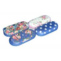 China Professional Customized EVA Glasses Case / Ladies Eyeglass Case With Zipper wholesale
