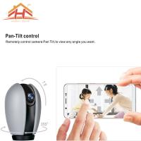 China Mini Wifi Security Camera System 720P HD PTZ Camera Support Mobile Phone Control wholesale