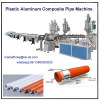 China PERT AL PERT  pipe extrusion machine supplier from China wholesale