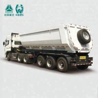 China Safety U ShapeTipper Semi Trailer With HYVA Cylinder 8500*2500*3350mm wholesale