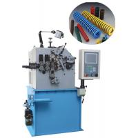 Automatic Oiling Function Spring Coiling Machine Nice Structured Full Digital Drive