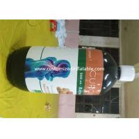Quality Customized Inflatable Model Giant Advertising Inflatable Bottle Balloon For Sale for sale