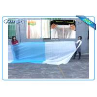 China PP Non Woven Fabric with Anti-UV Masterbatches Used as Land Coverings or Plant Bags wholesale